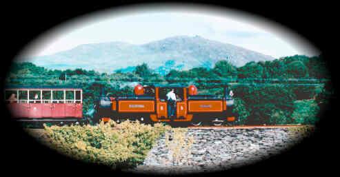 Leaving Minfordd... (08/2000)